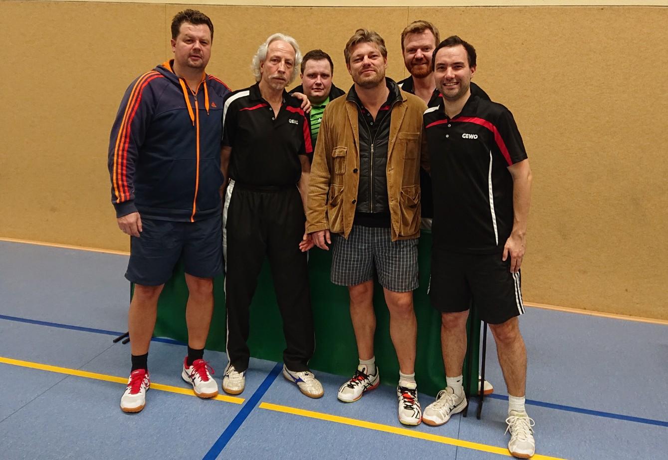 Manuel Klust, Dieter Lietmann, Mathias Lehnick, Björn Ungruhe, Matthias Wildhagen, Sebastian Meyer